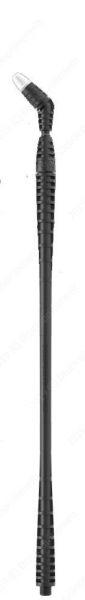 VA135 Composite/V2A Sprühlanze, o. Griff, Länge 65-115 cm