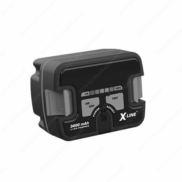 Li-Ion Akku 3,4 Ah für FX/VX-ALKA-Drucksprüher