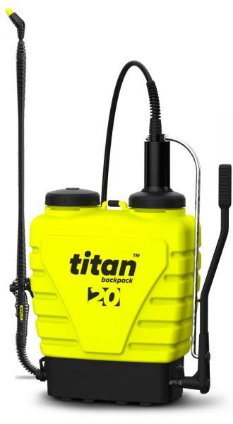 Titan 20V Rückensprüher 20l mit Viton Dichtungen