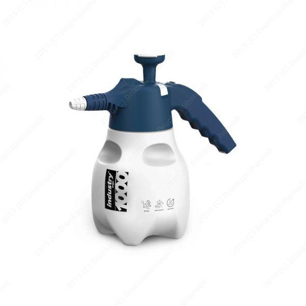 Ergo 1000E Handsprüher 1l alkalisch u. Essigsäure beständig 4bar Druck