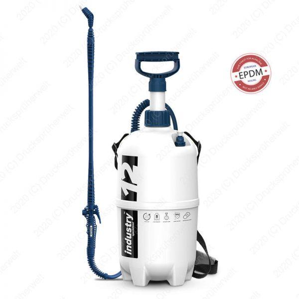 P12se Drucksprüher 12 Liter mit EPDM Dichtungen, Alkalien geeignet